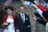 Mariage de Nathalie et de Claude nov 2009