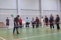 Les Stages de Badminton